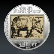 Albrecht Dürer - Rhinocerus 2013