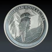1 Oz Kookaburra 2014 Silber