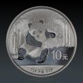 1 Oz China Panda 2014 Silber
