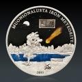 Meteorite Muonionalusta 2011