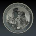 1 Oz Kookaburra 2013 Silber
