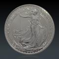 1 Oz Britannia 2012 Silber