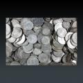1 Kg Schweizer Silbergeld 1Fr-5Fr