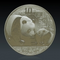 1 Oz China Panda 2011 Silber