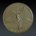 1 Kg Mexiko Libertad 2008 Silber
