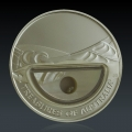 1 Oz Treasures of Australia Pearls 2011 Silber